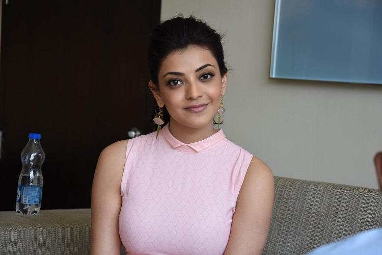 A decade after her debut Kajal Agarwal may pair up with Kalyan Ram again
