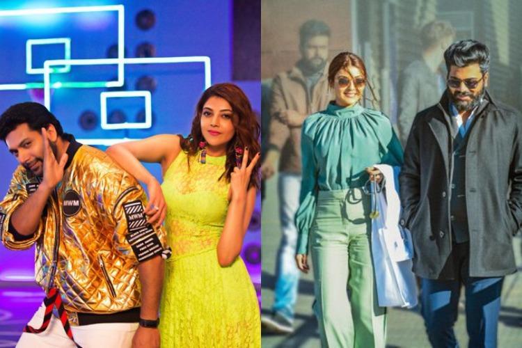 Kajal Aggarwals Comali and Ranarangam to hit the screens on same date