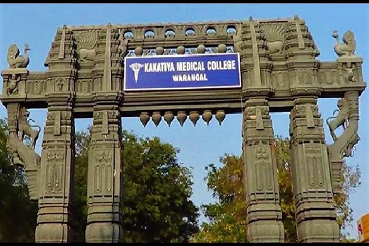 Telanganas Kakatiya Medical College suspends 22 students for drinking on campus