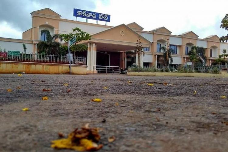 Kakinada Municipal elections see only 615 turnout voters complain of poor amenities