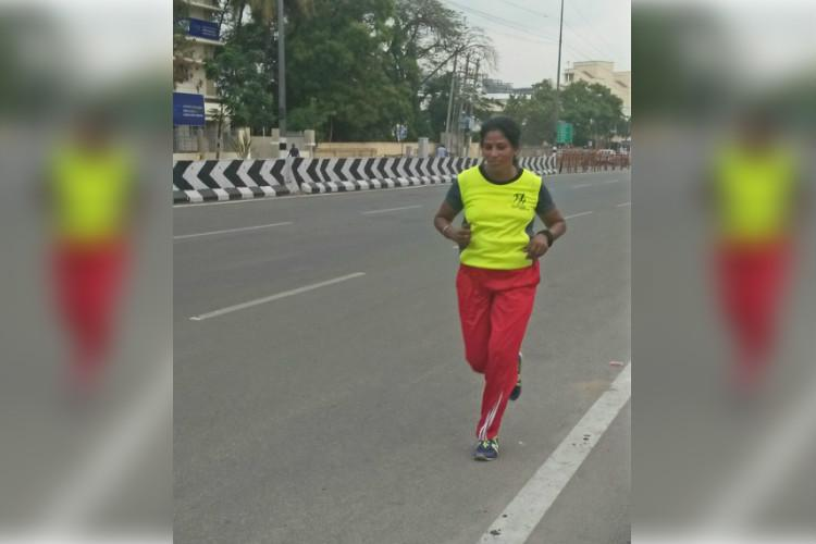 Running is her cup of tea Meet TN stall owner who runs marathons for passion