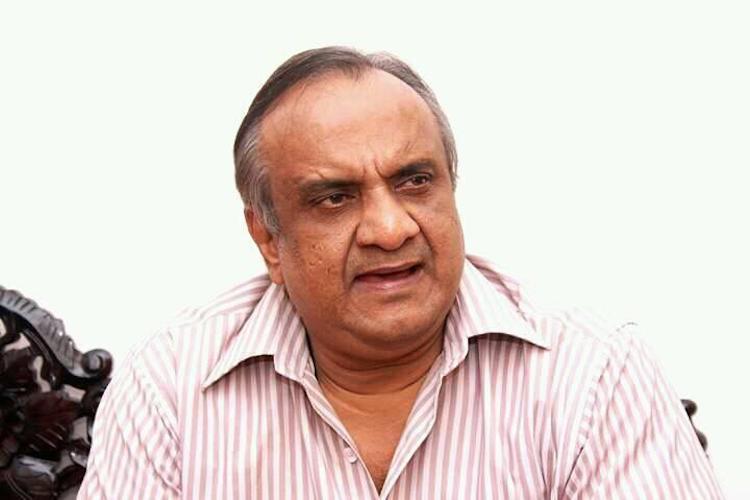 Malayalam Actor Kalasala Babu takes his last breath