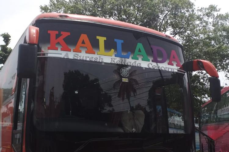 Permit of Kallada bus suspended for 1 year after passenger attack incident in April