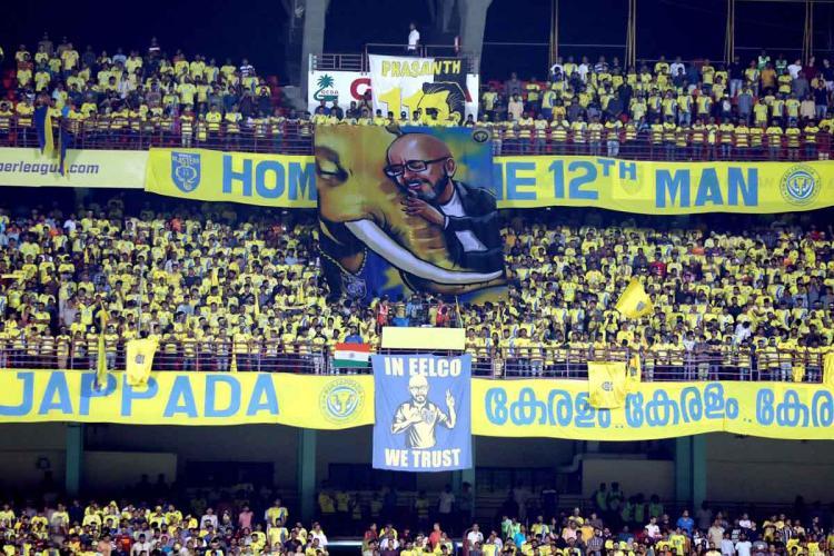 Jawaharlal Nehru International Stadium which is the home ground of Kerala Blasters HC
