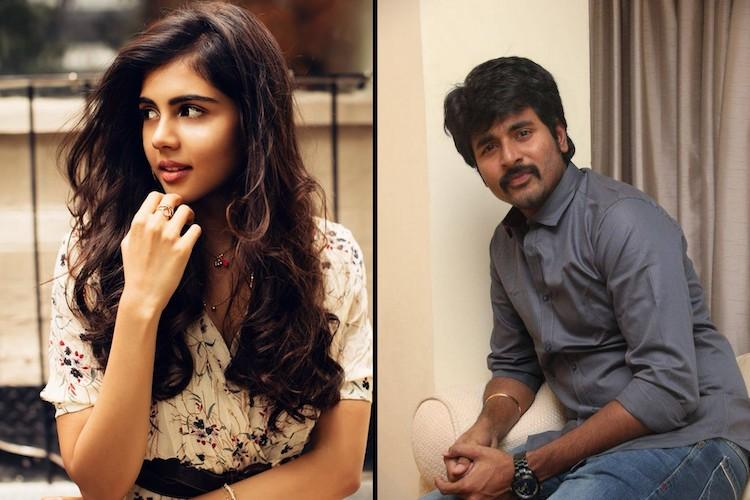 Kalyani Priyadarshan to make her Tamil debut opposite Sivakarthikeyan