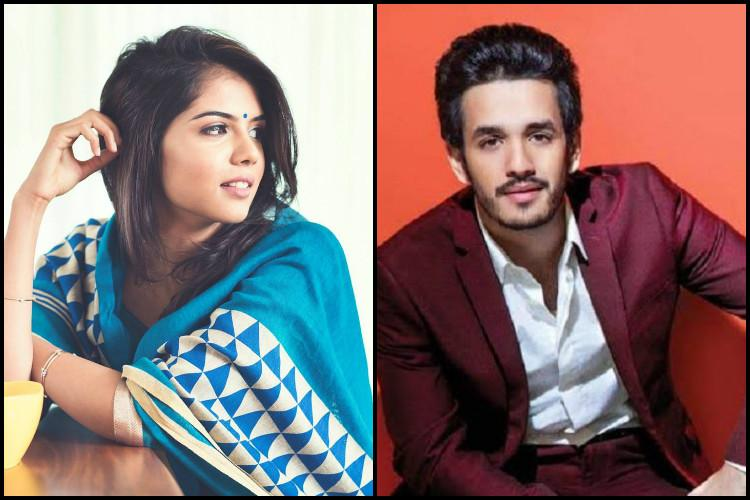 Akhil Second Movie Heroine Confirmed