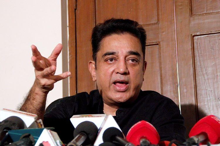 TN minister threatens Kamal Haasan with tax audit for claiming govt departments are corrupt