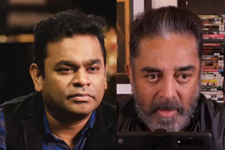 When AR Rahman and Kamal Haasan sat down for a chat