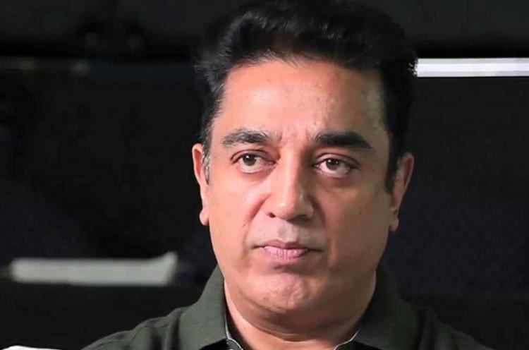 Centre is acting like East India Company Kamal Haasan slams 28 tax on films