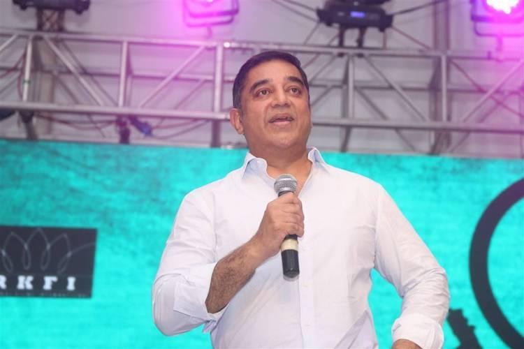 Amid political aspirations Kamal Haasan announces Thevar Magan 2
