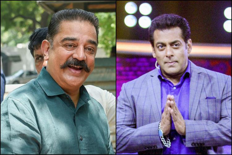 Kamal to promote Vishwaroop 2 in Salmans show