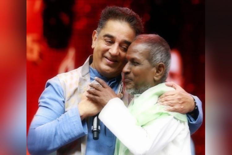 Kamal Haasan and Yuvan Shankar Raja wish Ilaiyaraaja for his birthday