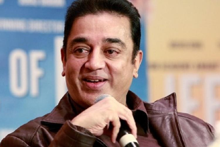Silly of me to advertise my Chevalier award Kamal Haasan