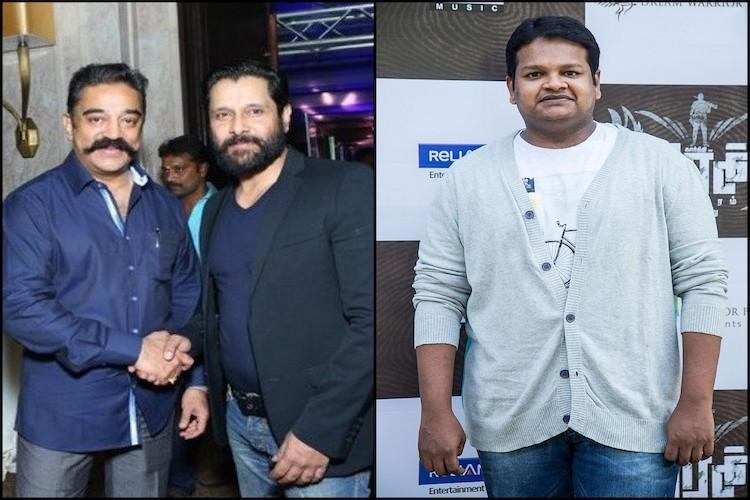 Ghibran roped in for Vikram-Akshara Haasan film