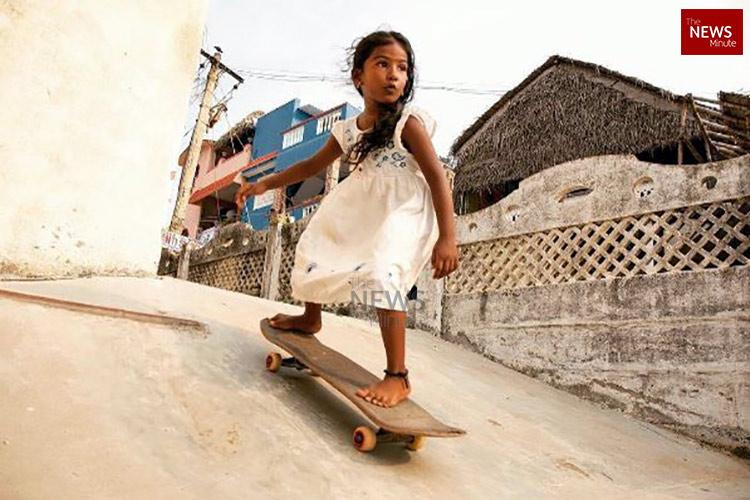 Kamali short film on 9-yr-old skateboarder girl from TN qualifies for Oscars