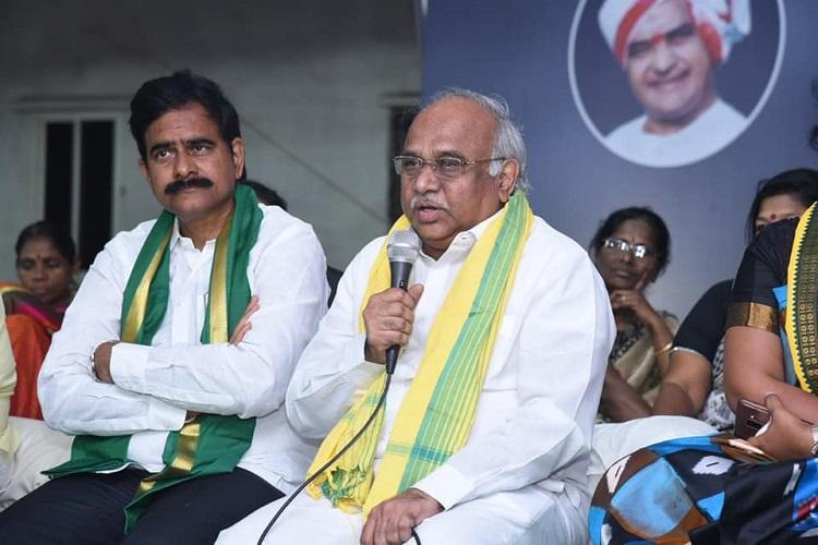 Stop Jagans 3-capital plan in larger public interest TDP MP writes to PM Modi