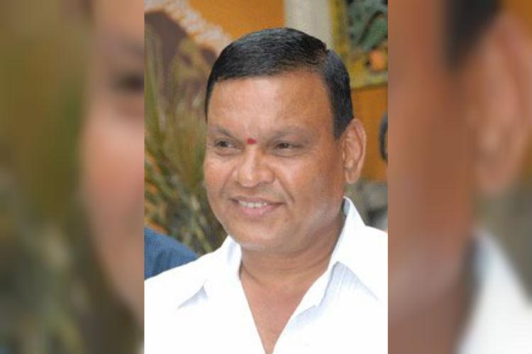 Ranam movie blast case Kannada film producer Kanakpura Srinivas arrested