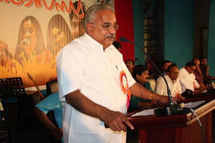 Kanam Rajendrans attack is not new CPIs long history of opposing CPI M from within the LDF