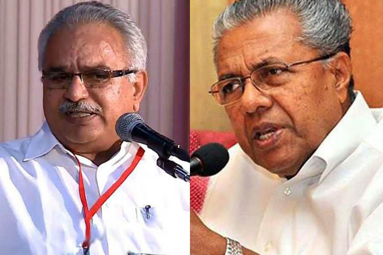 CPI chief Kanam slams Kerala CM for not crediting Achutha Menon for Land Reforms Act