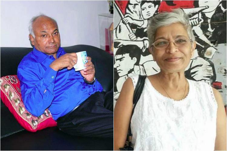 Death threats to Kancha Ilaiah and Gauri Lankesh murder raised in US Congress
