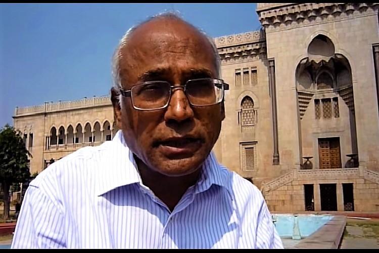 Online petition demands Kancha Ilaiahs arrest unprovoked writer chooses to stay calm