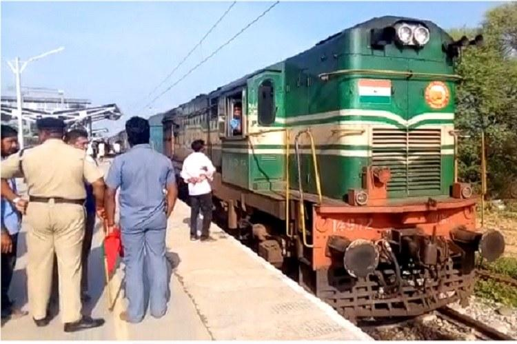 TN court orders seizure of train in 19-yr-old case of land acquisition drama ensues