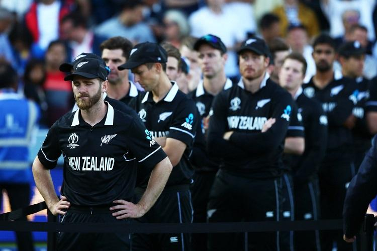 We showed great heart to be here boys devastated at the moment Kane Williamson