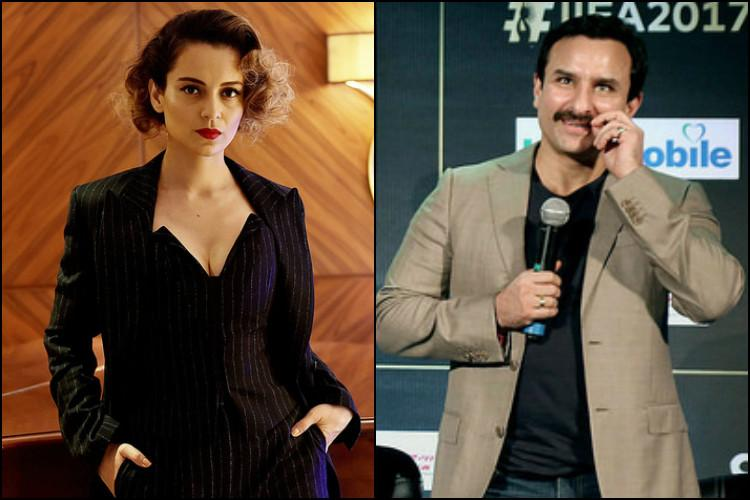 Kanganas reply to Saif after eugenics mix-up shows vocabulary isnt inherited