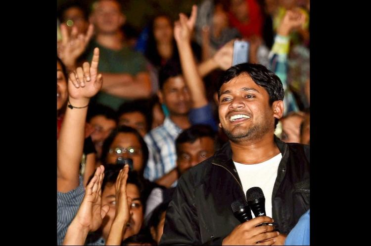 BJP youth wing files police complaint against Kanhaiya over anti-national remarks