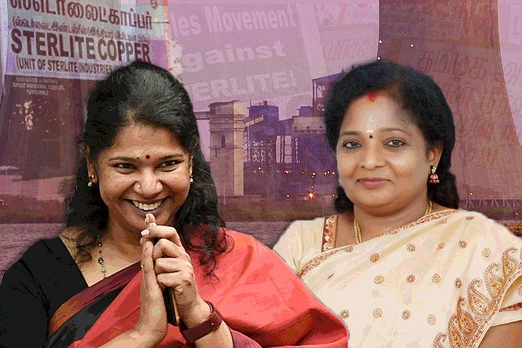 Ground report Sterlite a key issue as Kanimozhi and Tamilisai face off in Thoothukudi