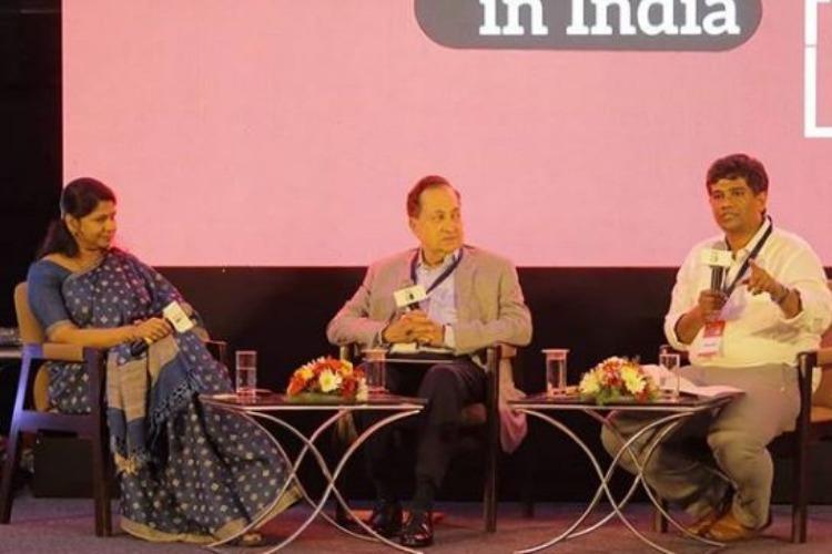 At The Hindu LitFest A tribute to Kalaignar Karunanidhi