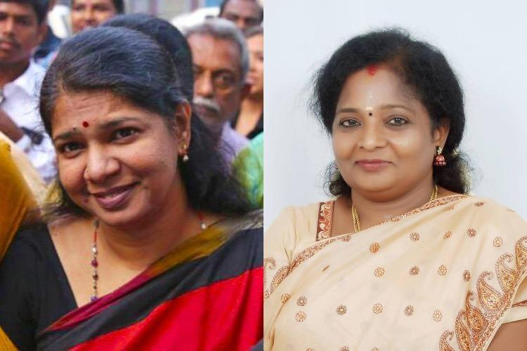 BJPs Tamilisai files case against DMKs Kanimozhi seeks to declare her election void