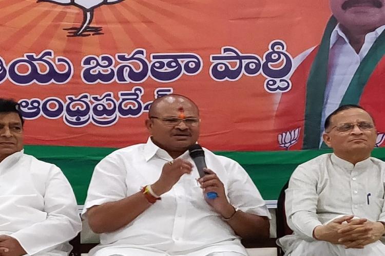 BJP to launch door-to-door campaign decides to target former ally TDP
