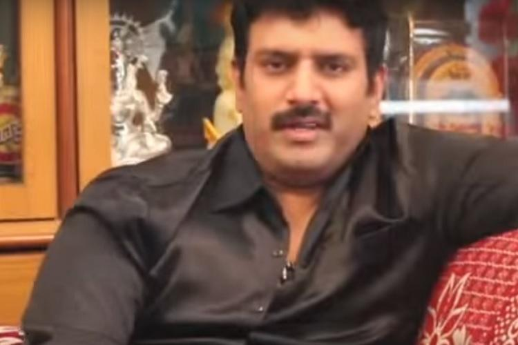 Kannada star Dharma accused of extorting woman actor with explicit video booked