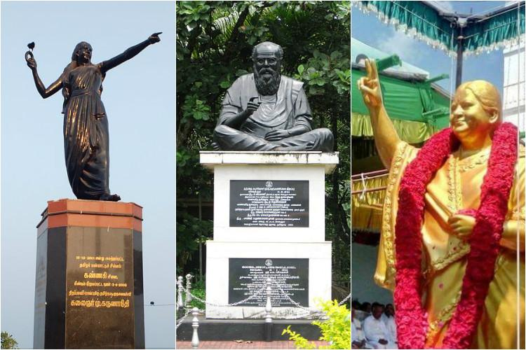 From Kannagi to Col Neil A brief history of Chennais statue conflicts