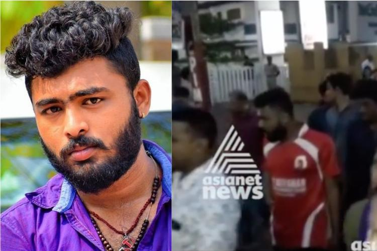 DYFI man accused of raping Kannur minor was part of a march demanding justice for her