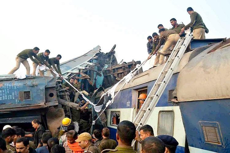 Indore-Patna Express Death toll rises to 146 rescuers call off search for survivors