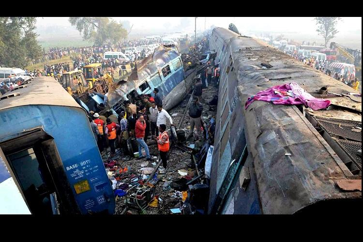 Compensation for train accident victims unchanged for 19 years RTI