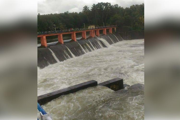 Flood Alert in place in Kanyakumari Perunchani dam opened due to heavy inflow