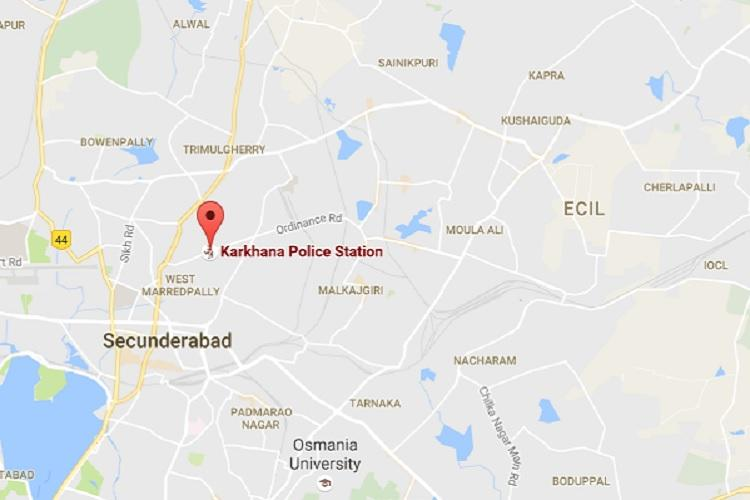 Telangana Another policeman attempts suicide hospitalised in serious condition