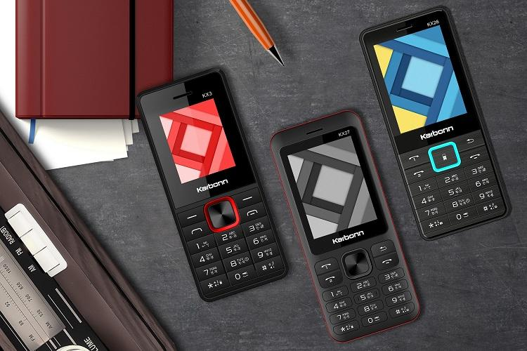 Karbonn Mobiles launches made in India range of feature phones