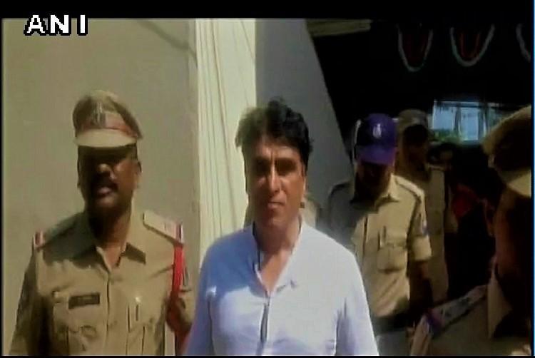 Film producer Karim Morani surrenders to Hyd police in rape case after SC denies bail