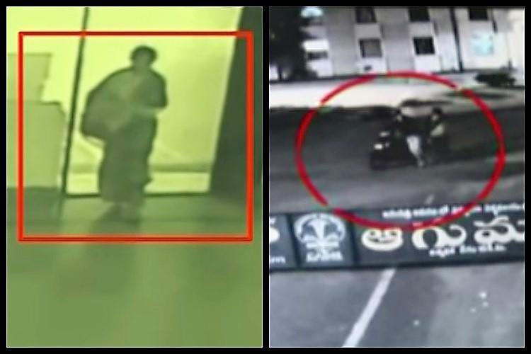 Video Woman kidnaps five-day-old infant from Karimnagar hospital in Telangana