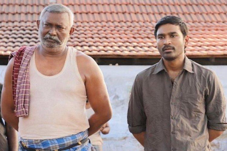 Dhanush and Lals look from Karnan revealed