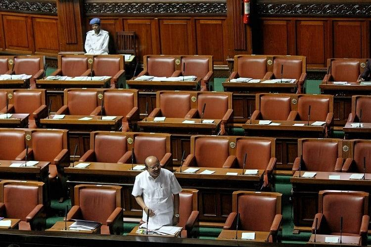 All Karnataka Ministers except one bunk Assembly for bye-poll campaigning heres why