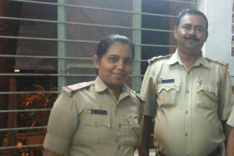 Ktaka Police woman SI attempts suicide in Bengaluru