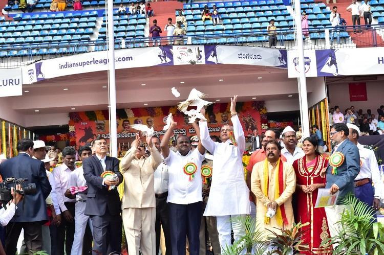 Karnataka celebrates 63rd Rajyotsava to mark day of formation