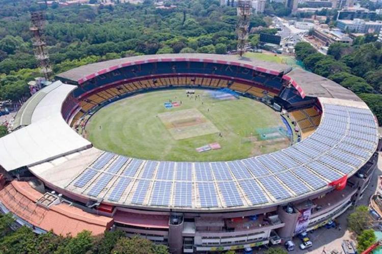 Karnataka State Cricket Association stadium