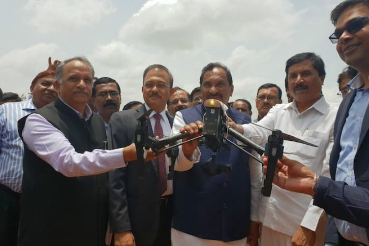 Karnataka to use drones for better governance launches pilot project