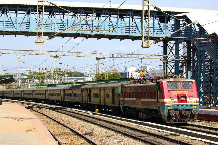 Captain service launched in Karnataka Express train to address passenger grievances
